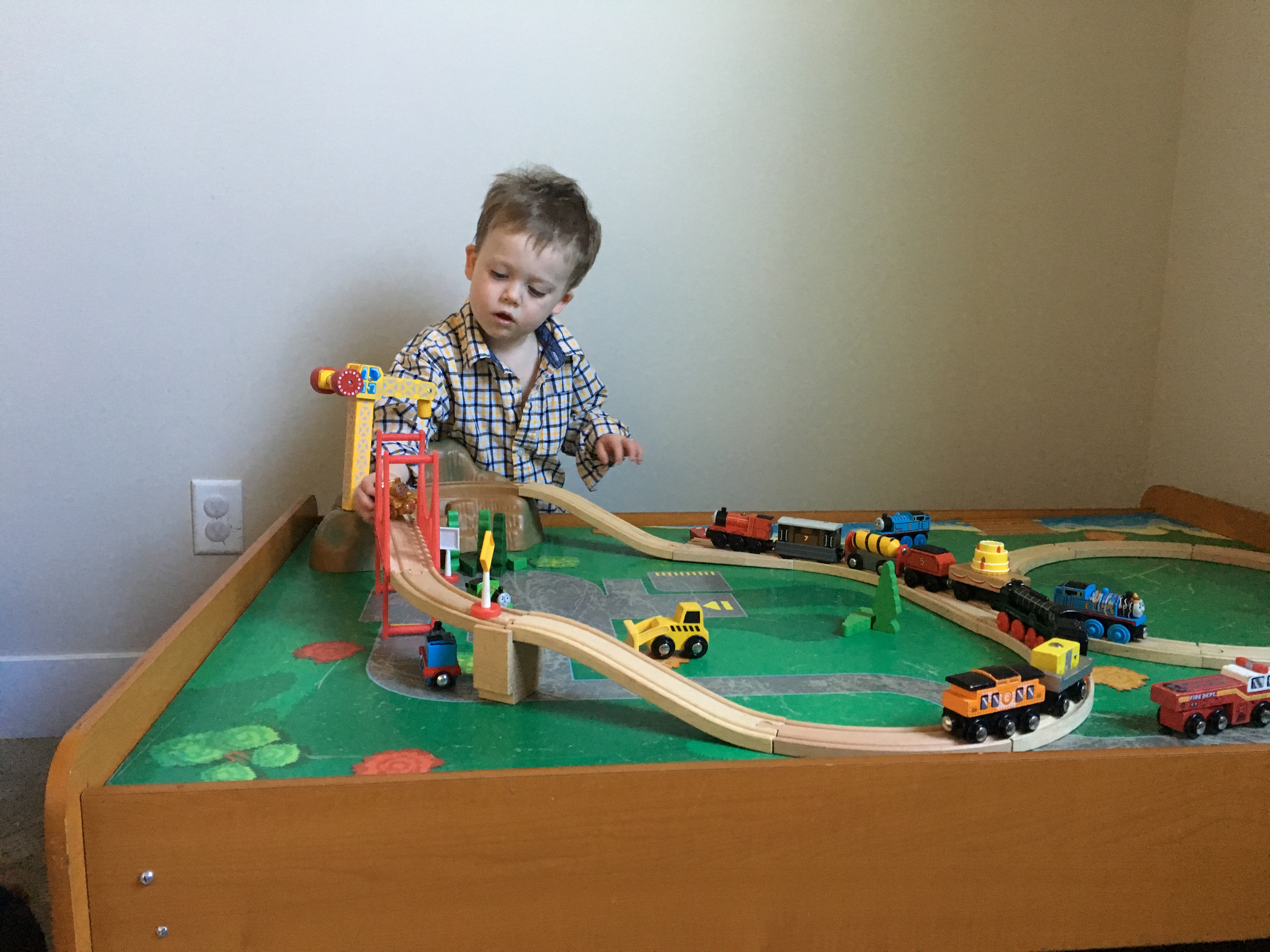 Train Table For 2 Year Old | Modern Coffee Tables and Accent Tables